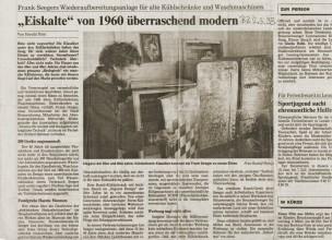 alte Bosch Kühlschränkeb